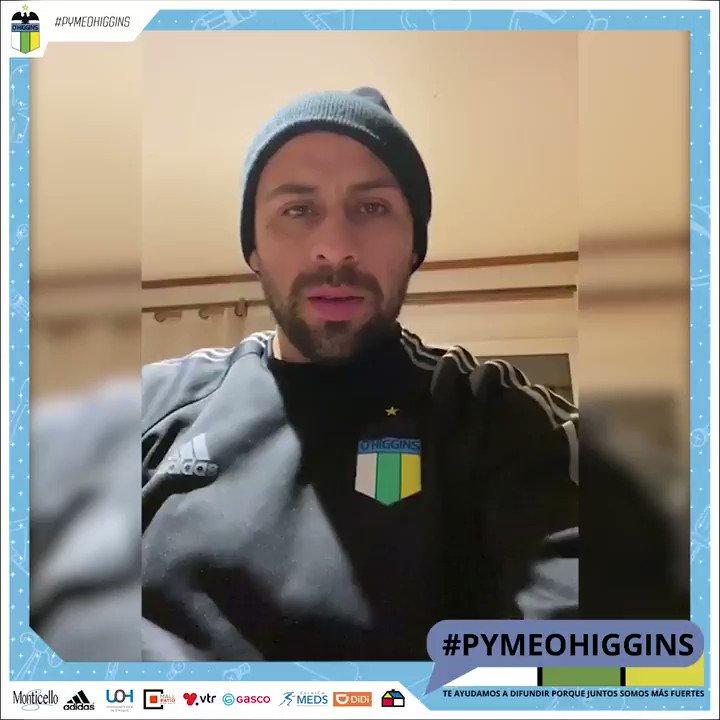 🤝 ¡Te invitamos a apoyar los emprendimientos locales y juntos superar esta pandemia! 💪🏻 🔄❤️ ¡Aporta con un Me Gusta y un RT para sumarte a la campaña para promover la pymes de la región de OHiggins! 👏🏻 #PymeOHiggins 🇧🇼🇧🇼