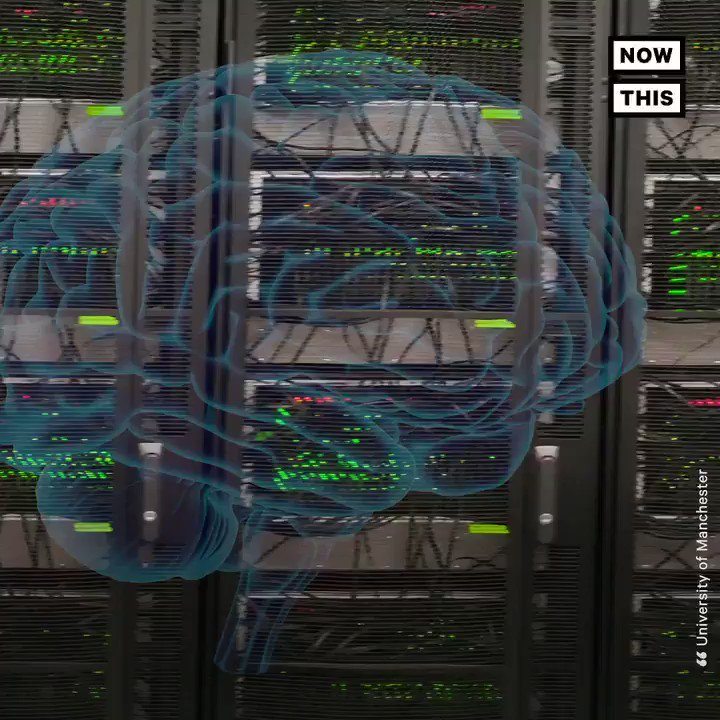 Image for the Tweet beginning: World's largest supercomputer can do