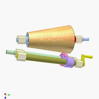 Friction Cone Variator
