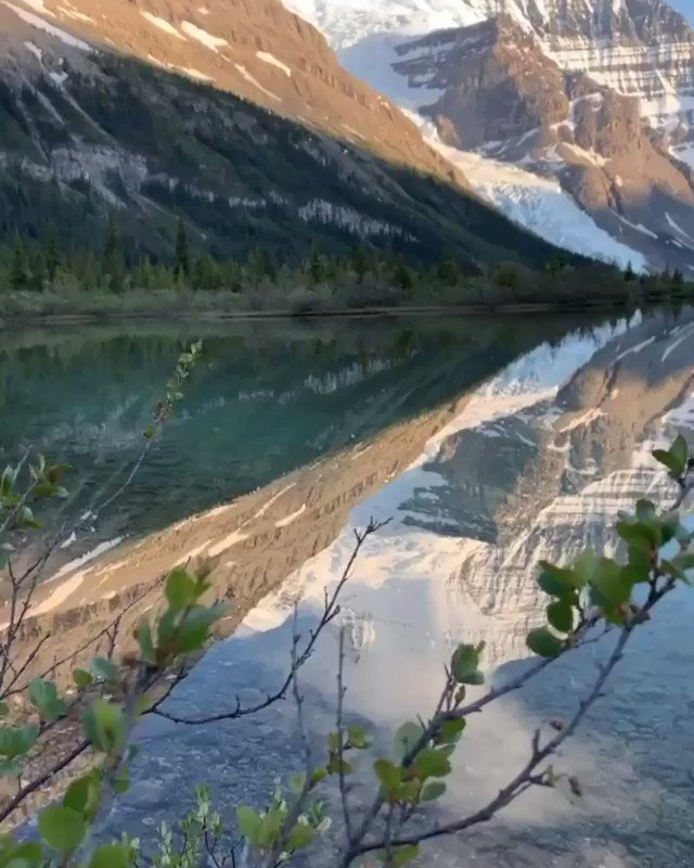 Crystal clear reflections ❤️ 🎥wilderness_addict IG