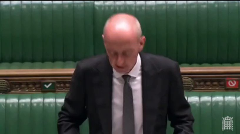 For the UK to recover the economic and health responses must come together. It's not just about money. It's about fear. And giving people confidence. From last night's debate in Parliament.
