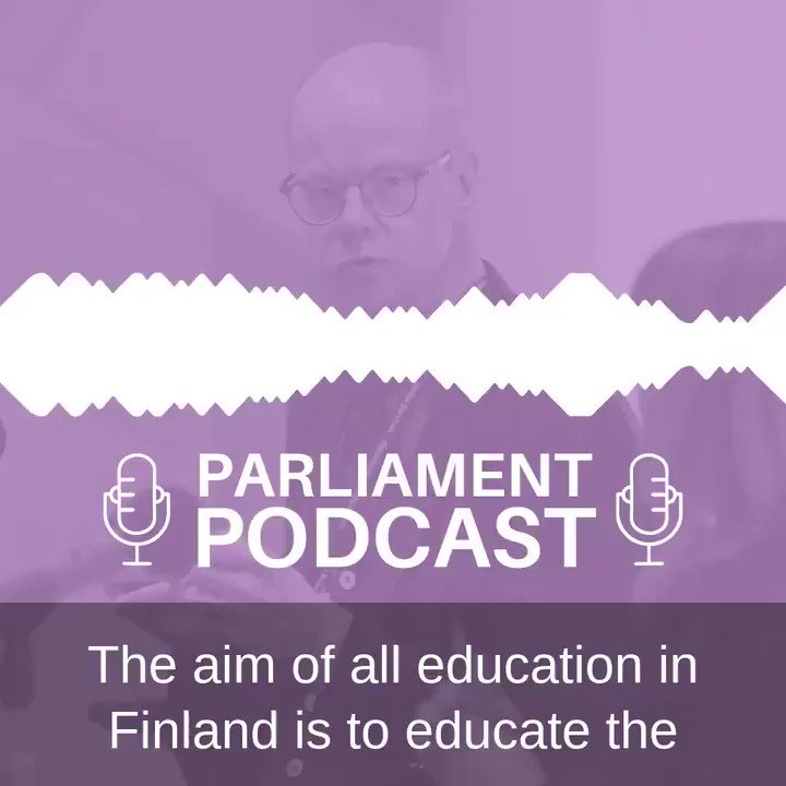 📣 The Finnish #education system is often described as world-leading. So, what could #Scotland learn from #Finland? We hear from @Heino1Olli, the Director General at @Opetushallitus. Download in your #podcast app or stream this @ScotFutures talk at ow.ly/jA9a50AxFUf
