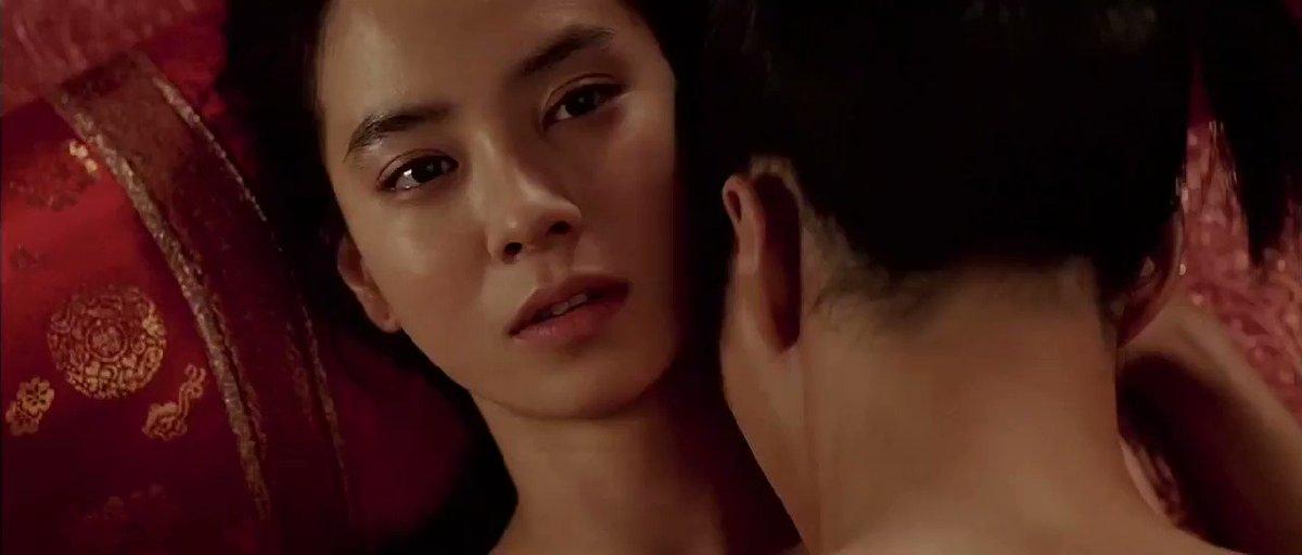 Ji-hyo Song – A Frozen Flower (2008)  – Naked Celeb