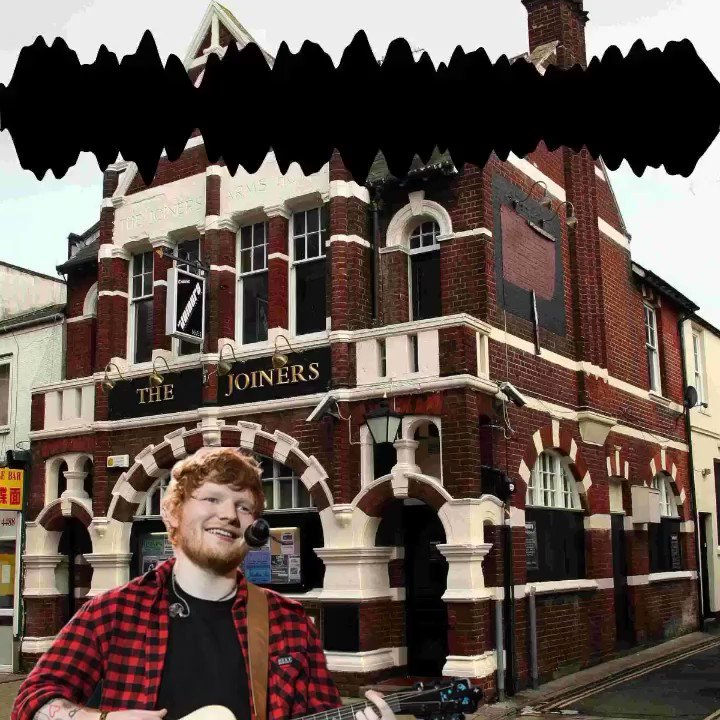 ❗️LISTEN: @simonDJwilson has a very special #NewMusicWednesday this afternoon from 4-6pm!  In the past few weeks he has been putting together a Documentary about the importance of Grassroots Music venues on the South Coast.  Here's a sneak peak 👀  🗣 @joinerslive on Ed Sheeran https://t.co/EgybsEXy1u