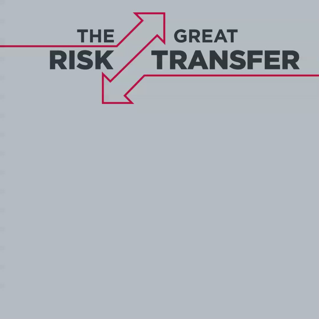 Our interim #GreatRiskTransfer report sets out what we now understand about the extent of the transfer of risk from institutions to individuals. Read it at: https://t.co/7fQkeqCibO https://t.co/HF7u8Nuwb5
