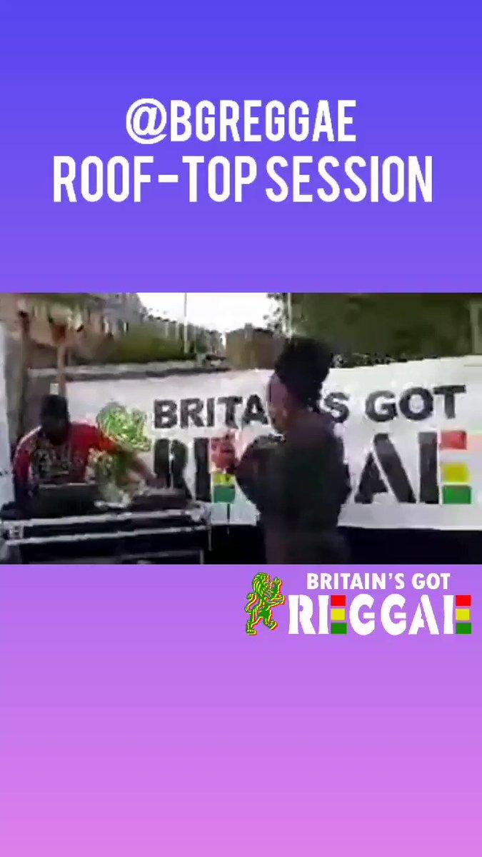 """Teach Me"" by @SistaRubyUK Big tune 🔥 #rooftop #thursdayvibes #rastaman #teach #reggae #bgreggae #reggaearmy"