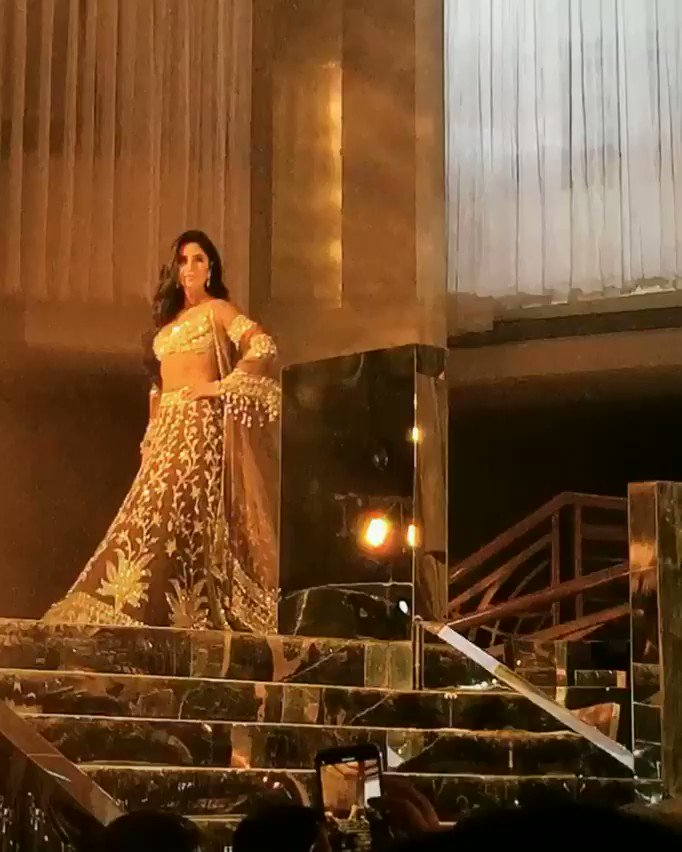 Remembering when birthday girl #KatrinaKaif walked the ramp like a true queen. #HappyBirthdayKatrinaKaif