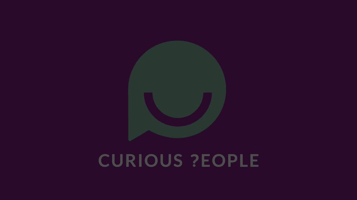 Image for the Tweet beginning: #CuriousPeople series 1 starts 23