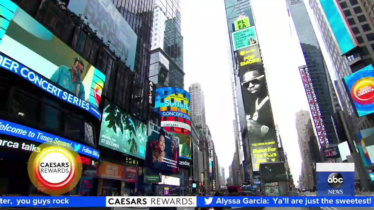 This was a fun one. Watch here https://t.co/8mnGtqpYuy @GMA #tbt #neverbesorry https://t.co/Wxa9VkTfyq