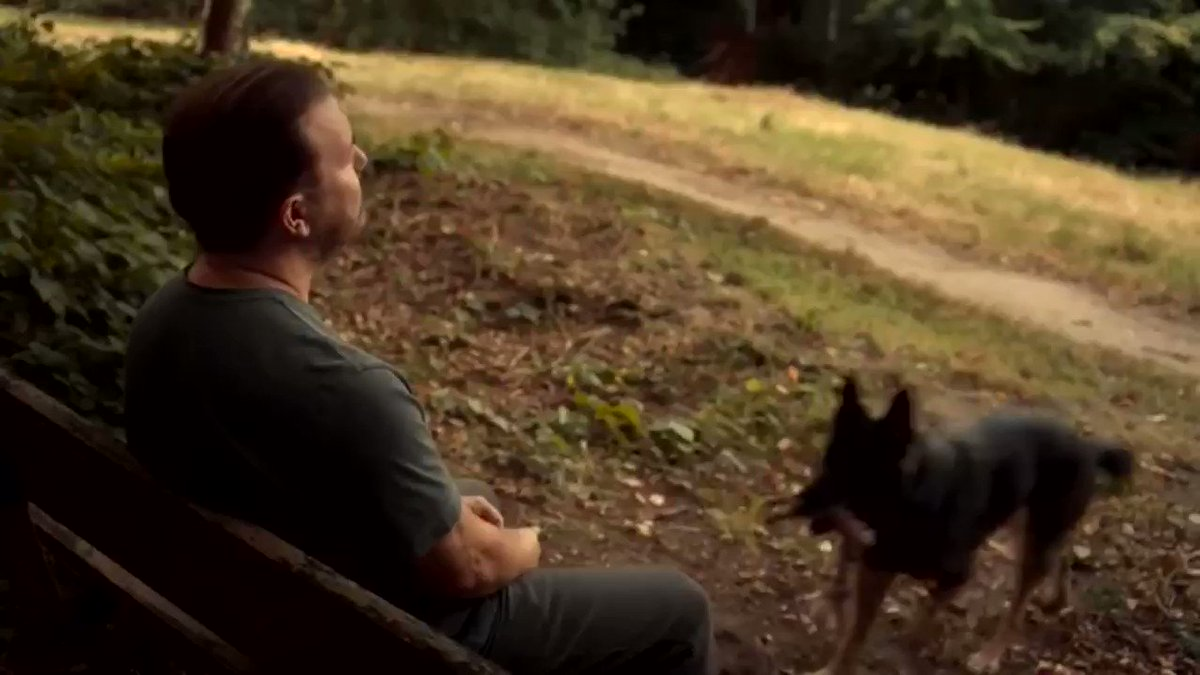 #AfterLife is beautifully shot and has an amazing soundtrack.   Just two more reasons why I think it's a masterpiece.  @rickygervais #AfterLife2