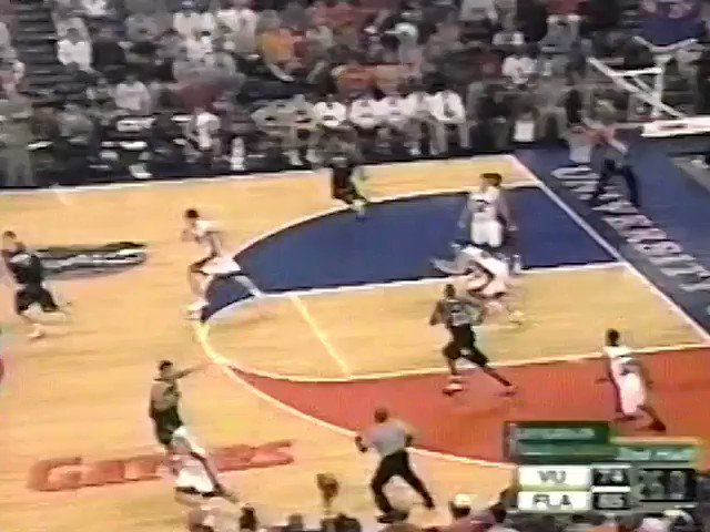 This Gators team was fun to watch. @mattyvincent44 to @Dlee042 https://t.co/V3SkS1Xlst