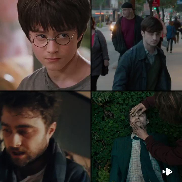 Happy birthday to Daniel Radcliffe! The Harry Potter star turns 31 today.