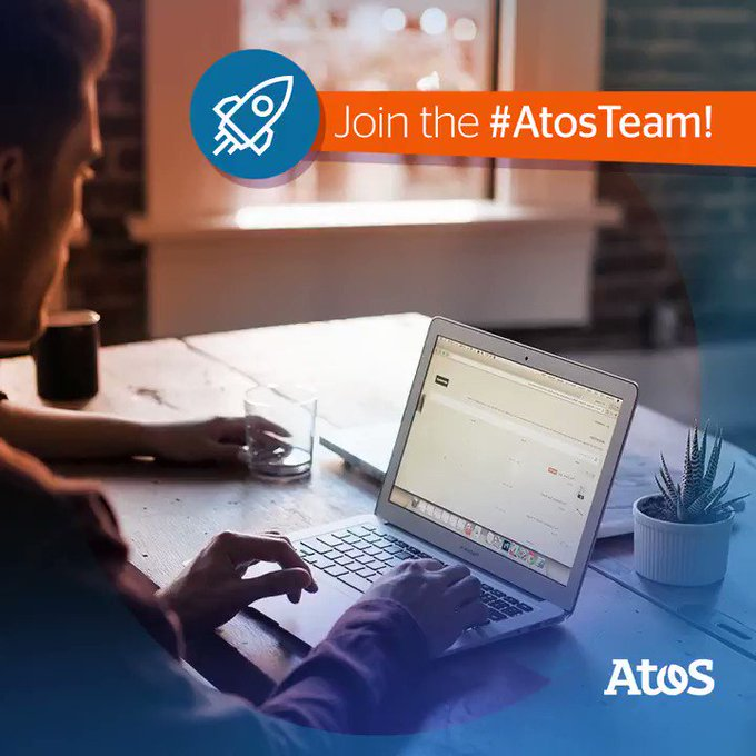 ¡En #AtosArgentina tenés tu lugar! 📧 Envianos tu CV a seleccion.arg@atos.net y sumate a...