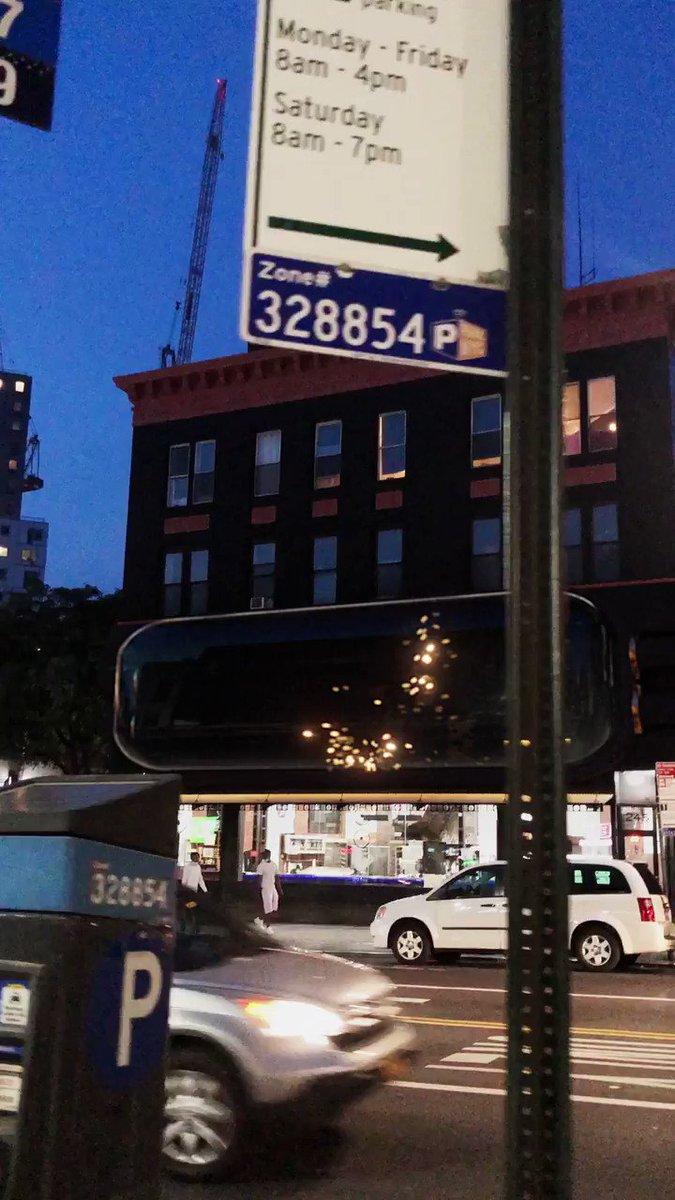 Fireflies Powered Street Light #ar #VR #tech #animation #nyc #digitalart