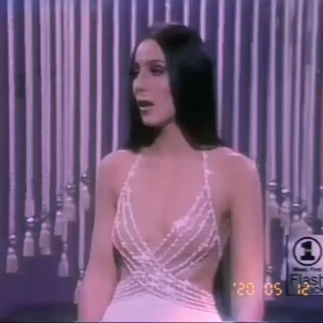Cher-ing this again