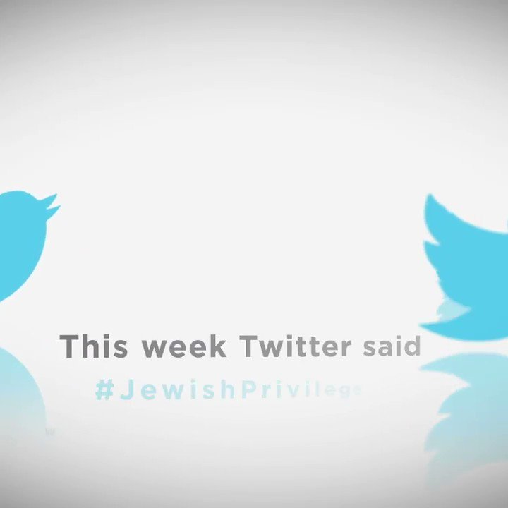 What is wrong with you @Twitter? 1 minute on why we are leaving Twitter for 48 hours from Monday morning. There can be #NoSafeSpaceForJewHate. Show your support by walking out too and adding the #TogetherAgainstAntisemitism badge to your profile photo at togetheragainstantisemitism.com!
