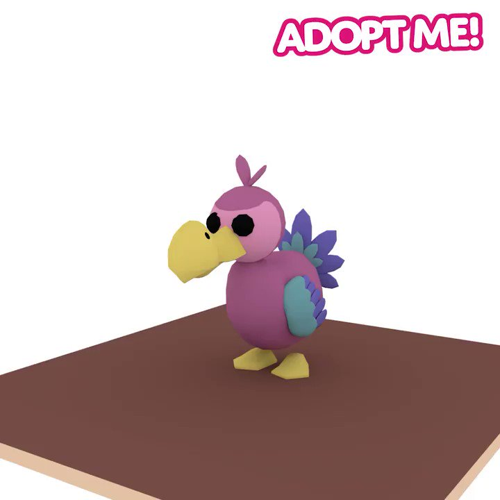 Adopt Me On Twitter Dodo S Pumped To Be Part Of The Upcoming Egg