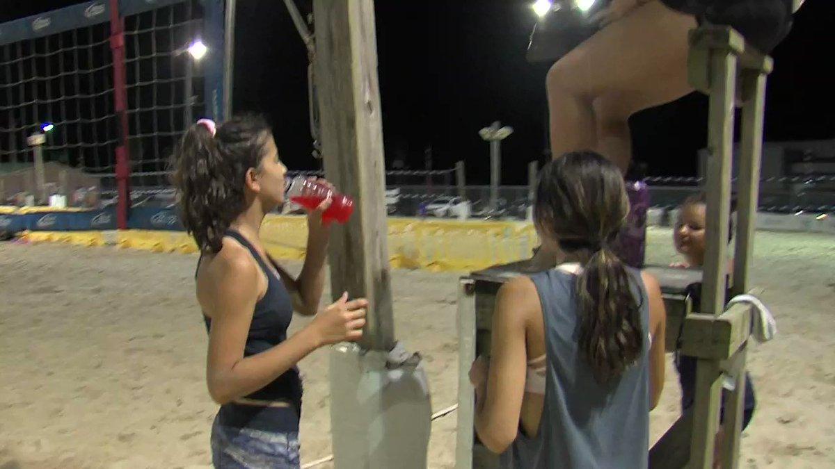Image for the Tweet beginning: Coconut Classic: 15U Finals Olivia Meyer/Maia
