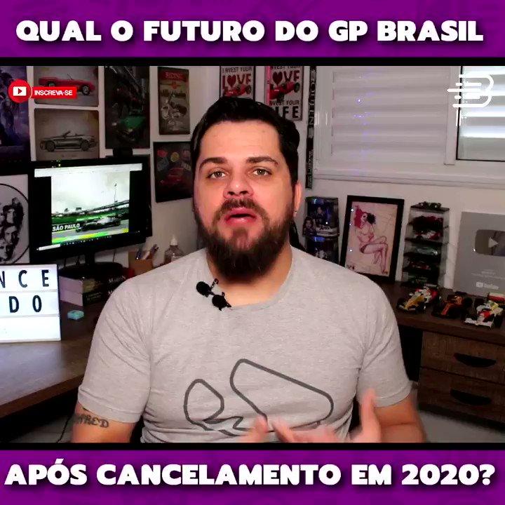 No vídeo inédito deste domingo, nós analisamos os passos que levaram ao cancelamento do GP Brasil de F1.   Assista 🏎️🇧🇷❌ https://t.co/GFcYvJz0QO  #GPBrasil #BrazilGP | #F1 https://t.co/SmnpjIiDtW