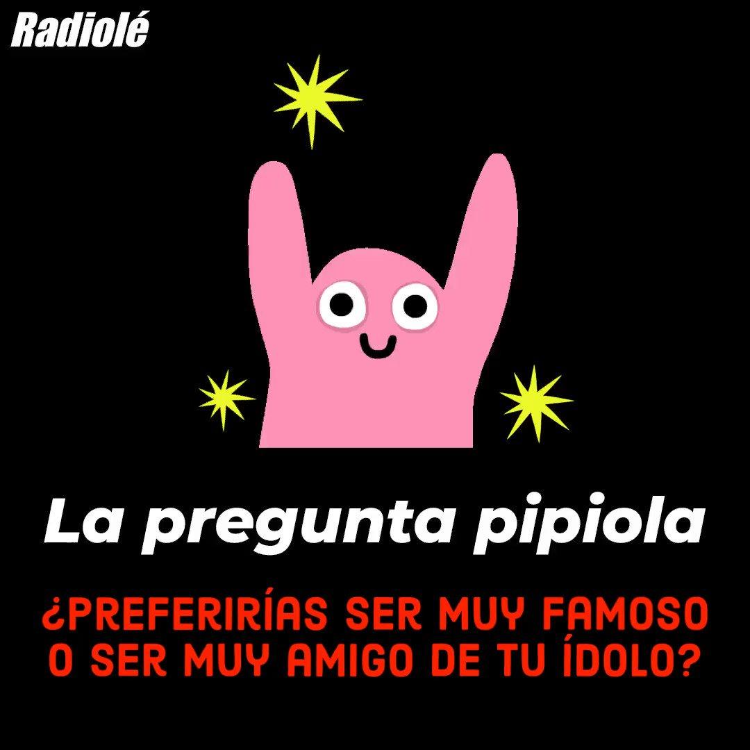 Image for the Tweet beginning: PREGUNTA PIPIOLA💖¿Preferirías ser muy muy