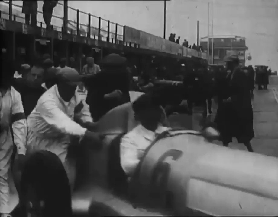 28 July 1935 - Nuvolari achieved one of the greatest victories ever, defeating Silver Arrows and the Auto Union presence in his Alfa Romeo P3 at #Nurburgring Nazi officials were both distraught and embarrassed. #onthisday https://t.co/fuBvAKw3gd