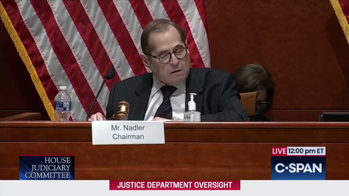 Attorney General William Barr: Federal courts are under attack. Since when is it okay to burn down a federal court? ... Is that okay? Is that okay now?
