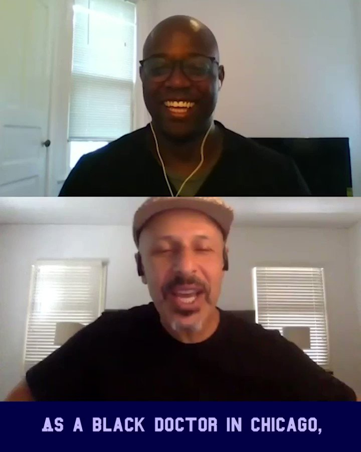 Hey I know that fantastic guy that @MazJobrani is interviewing, my co-leader @garthwalkermd for our @ResearchAFFIRM anti-racism working group--go check this out! https://t.co/VkTdxezcXt