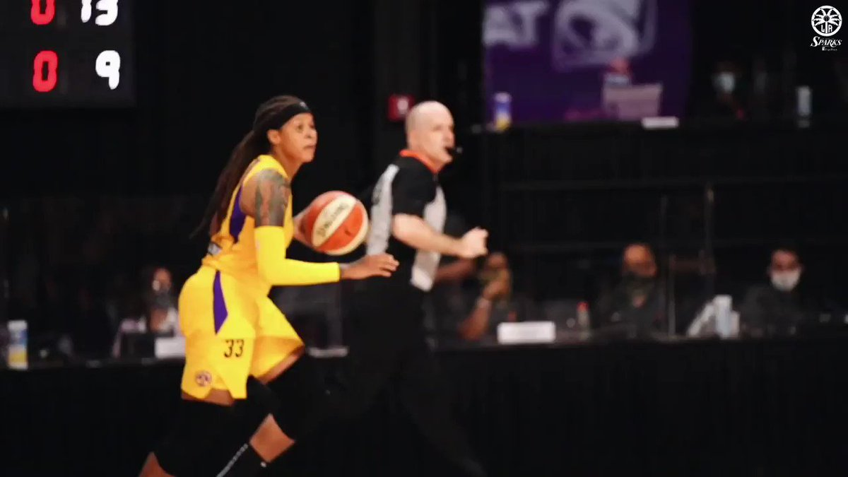 The story continues 𝒕𝒐𝒏𝒊𝒈𝒉𝒕.  @seimoneaugustus | #GoSparks https://t.co/J3tKx1HLFd