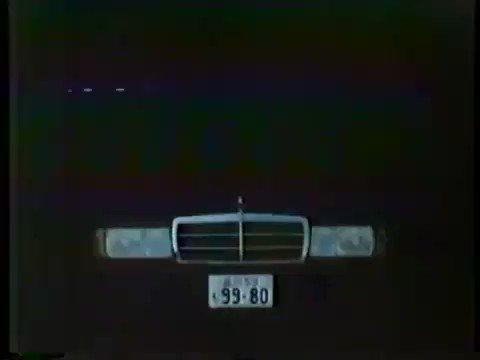 Mercedes-Benz 190E 1985 Commercial (Japan)