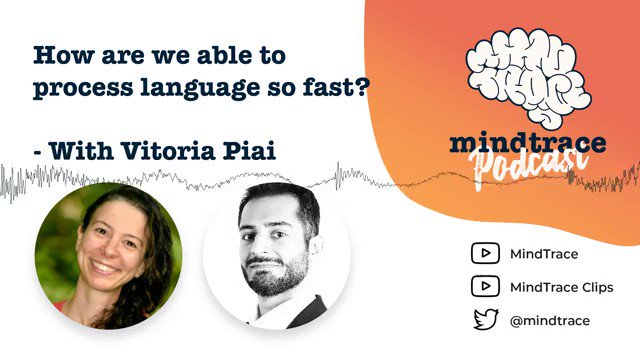 We process language insanely fast, but how do we do it? Is it still a mystery @MPI_NL @DondersInst ? - With @vipiai #language Check the full episode - mind-trace.com/blog/podcast-7…