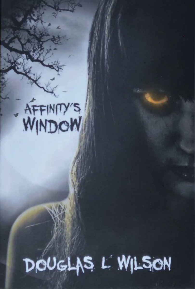 Can the living haunt the dead?  Can a ghost have a soul?  Affinity Bell thought she knew the answers.  Then a window opened.  https://amazon.com/Affinitys-Window-Douglas-Wilson-ebook/dp/B01MRWG6KG/…  #horror #supernatural #thriller #suspense #IARTG  #BookBoost #amreading #WednesdayVibes #ghoststories #ghosts #authors #bookspic.twitter.com/ivSeyTaDOj
