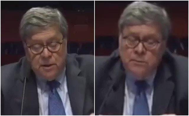 @MaryLTrump Bill Barr would have pepper sprayed John Lewis.