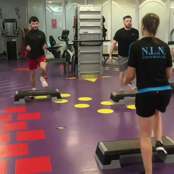Even on rainy days we can look after our #fitness this is what our Sports & Recreation students have been doing in partnership with @NCEFFITNESS #TrainingGoals #midweekmotivation #exercise #Achievements @SportsAbilityCo @CorkSports @CITSports @RehabGroup @NLNIreland https://t.co/AnjwGVCTxT