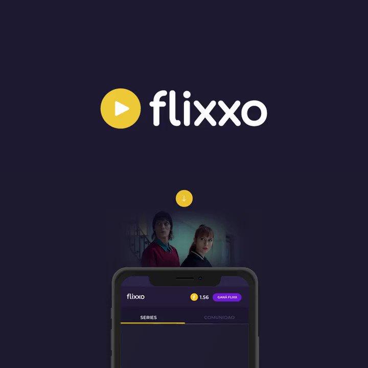 Image for the Tweet beginning: Participamos del desarrollo de @flixxo,