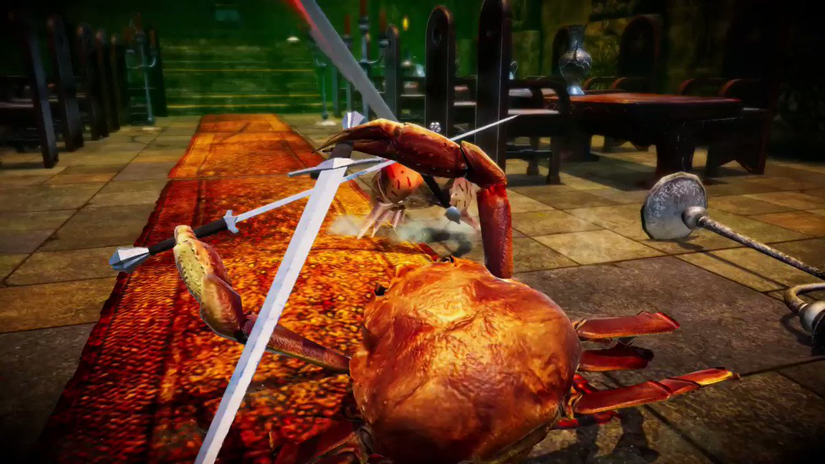 Fight Crab is $15.99 on Steam 2