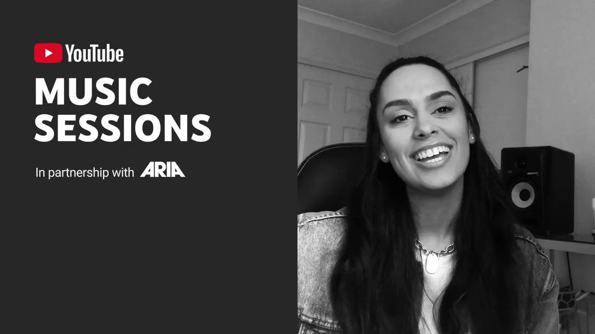 RT youtubemusic: Introducing new artists from 🇦🇺 to the 🌍  Tune in for weekly #YouTubeMusicSessions x ARIA_Official, featuring jessicamauboy, verabluemusic, limecordiale & paulkelly.  Every Wednesday in August, 7pm AEST→ https://t.co/pIH2wZBTw6 https://t.co/0QBimyP3o7
