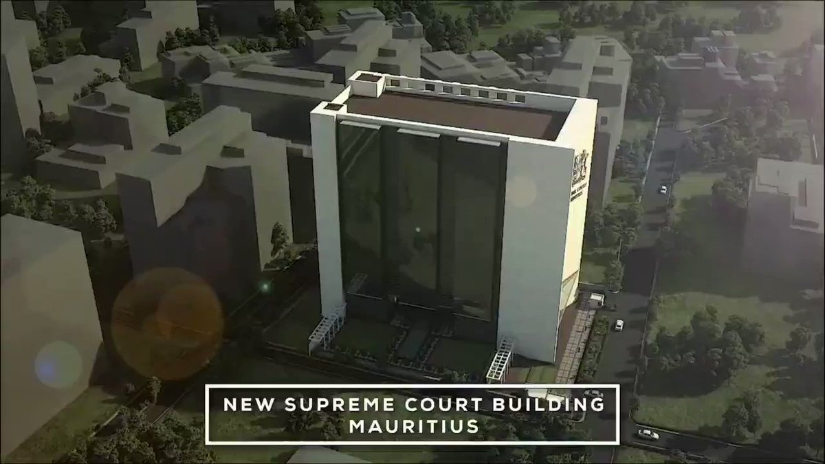 Prime Minister @narendramodi and Prime Minister of Mauritius @PKJugnauth jointly inaugurate the new Supreme Court Building.  https://t.co/M1z8oow72a https://t.co/xG7YQiWo4f