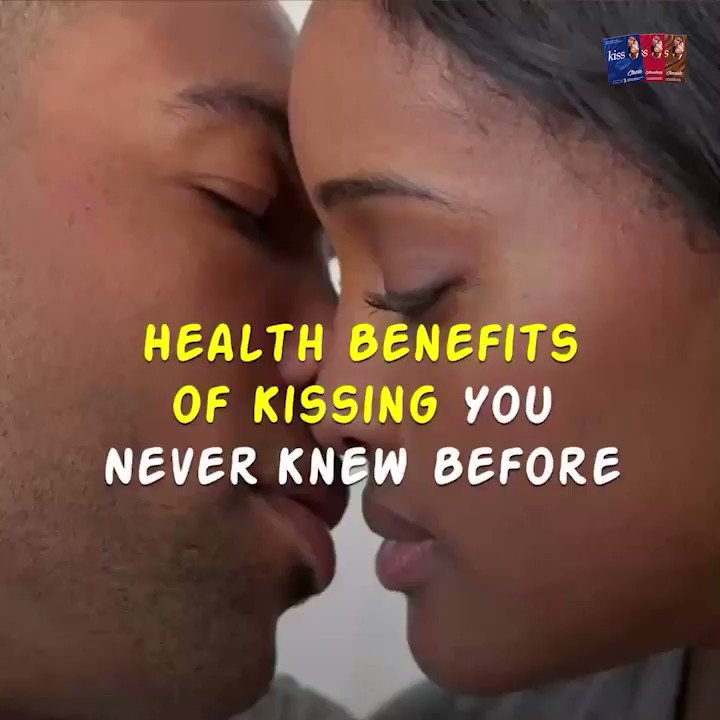 Did you know that kissing has health benefits? 🤔😘😘  #KissCondomsUG #NothingStartsWithoutAKiss #InternationalKissingDay https://t.co/gJRZPGxtTb