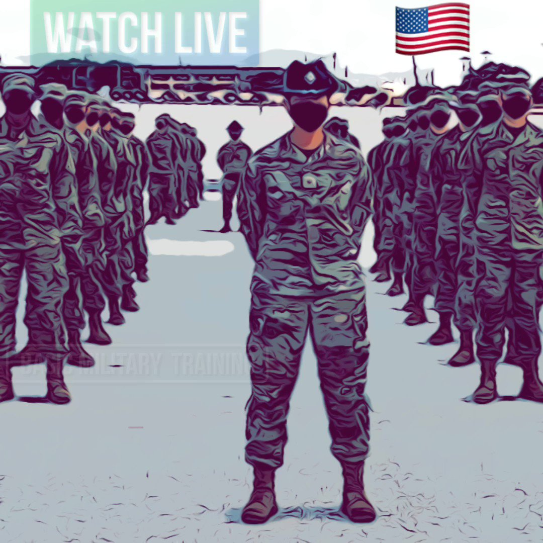 Watch @usairforce Basic Military Training graduation LIVE today, beginning at 9 am CST on the USAF Basic Military Training FB page!