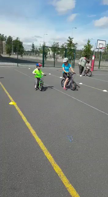 It's good to be back 🙌  Well done to Luke as he begins to learn to cycle with @watlanticsports Ruth Herman at a safe distance 👏  #KeepCorkActive #CorkSportsAbility  @CorkSports | @sportireland | @CyclingIreland | @CorkHealthyCity | @CorkCyclingCrew | @corkcitycouncil | @DSCork https://t.co/dOMuttYrmJ
