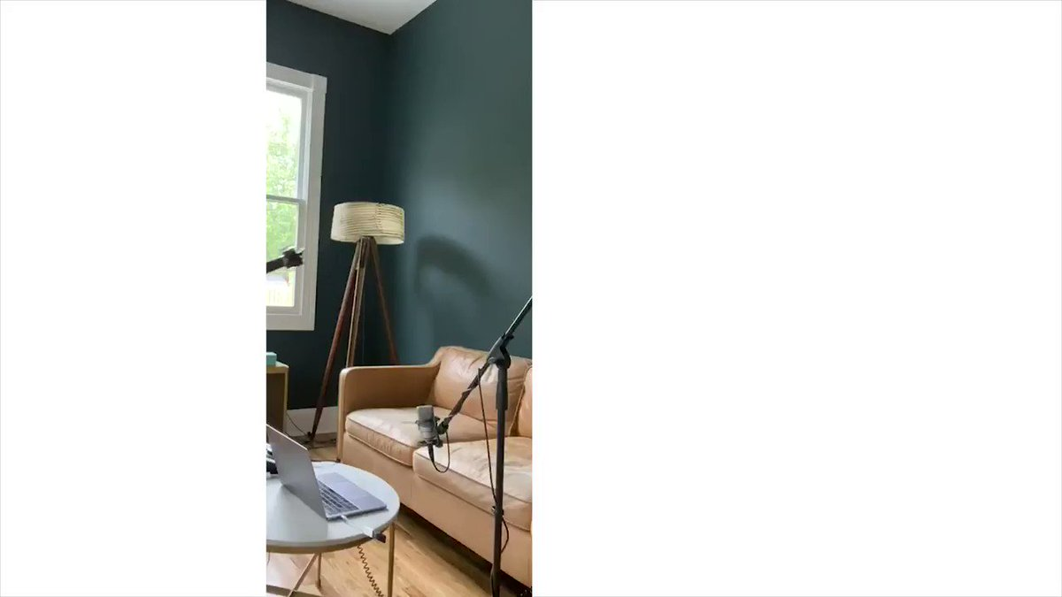 Got a little creative at the house with #onemanband. Watch it on @YouTube: https://t.co/D4hWW9Td7W #ODathome https://t.co/tHMAKTi1wM
