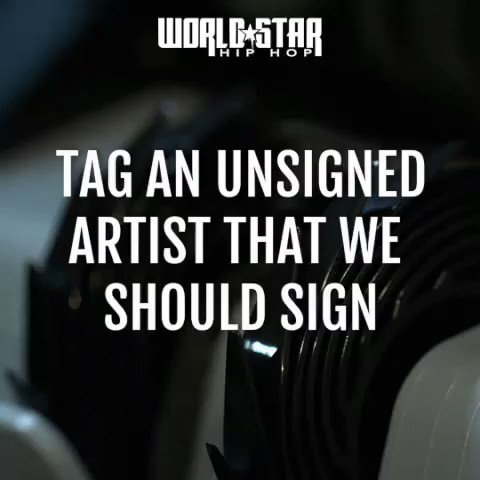 ITS OFFICIAL…WORLDSTARHIPHOP is looking for it's first artist to SIGN! 🎶🍾We're giving away a $100,000 record deal including a $10K CASH BONUS! Only ONE lucky artist will be signed! CLICK THE LINK IN BIO NOW to submit your best track or TAG your favorite unsigned artist below!