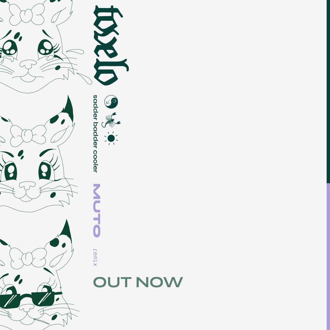 #sadderbaddercooler @MUTO_music remix 💜  https://t.co/tiLgJNU4zd https://t.co/DM2xY3nHvW