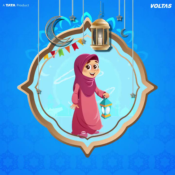 May the festival of Eid fill our lives with positivity, happiness and chase away the negativity. Voltas team wishes you all a very heartful Eid Mubarak. #HappyEid #EidMubarak #Voltas #IndiasNo1ACBrand https://t.co/1eZJJAjfZ2