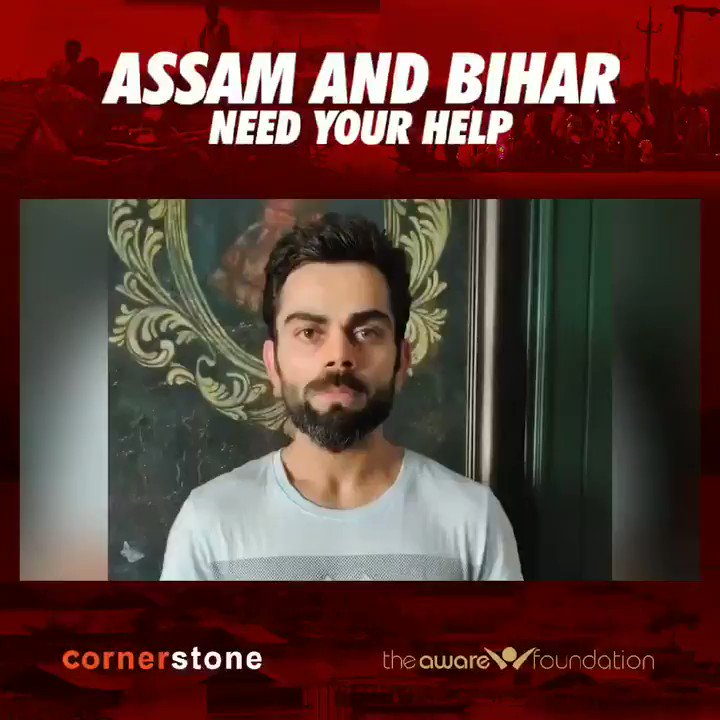 #WeAreTogetherForAssamAndBihar Our countrymen need us in these troubled times. Lets do our part in helping them. @cornerstoneway @theawarefound 32auctions.com/cornerstone%20…