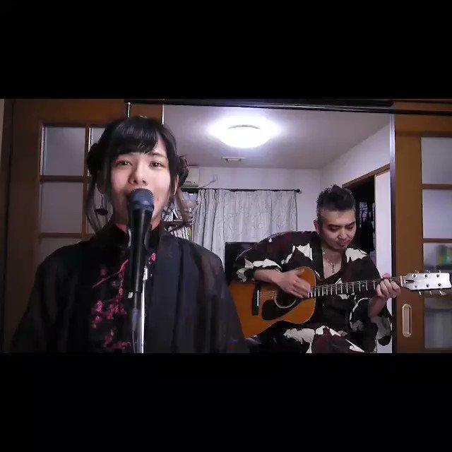 今日のヨメちゃんのボーカルもクソかっこいいぞ!!ほんとヨメちゃんはこういう曲好きよね…#アルカラ #ダカラドオシタ #ヨメトオレ【ヨメウタ】ダカラドオシタ(アルカラ)を歌って演奏してみたヨメトオレ  @YouTubeより