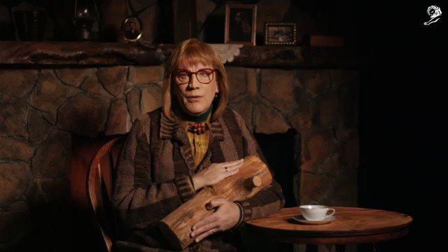 John Malkovich as The Log Lady in 'Psychogenic Fugue' (Sandro Miller, 2016)