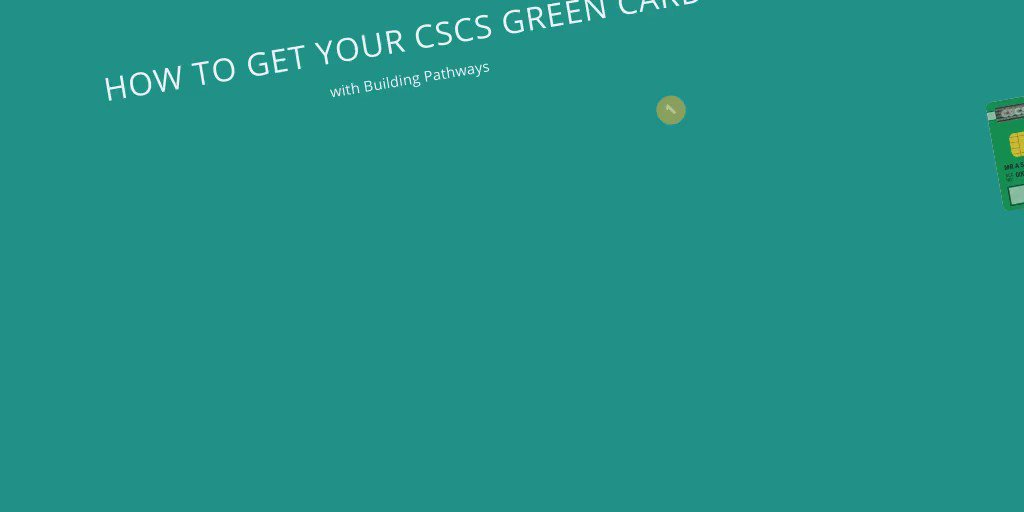 As easy as 123!  Get your CSCS Green Card the easy way. Go to https://t.co/pqlBEIV1KR for more information.  #LoveConstruction #OnlineTraining #ConstructionCareers #ConstructionTraining #eLearning #RemoteTraining #BackToWork @CITB_UK @digitalcollege_