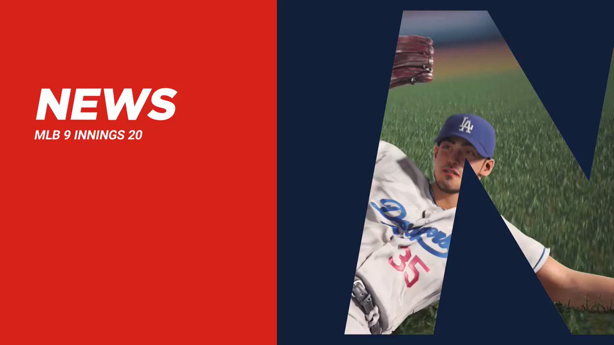 The MLB 9 Innings 20 Season is in full swing!  Show us what you got! Stay in the game with MLB 9 Innings 20!  Right-pointing triangle Download Now: