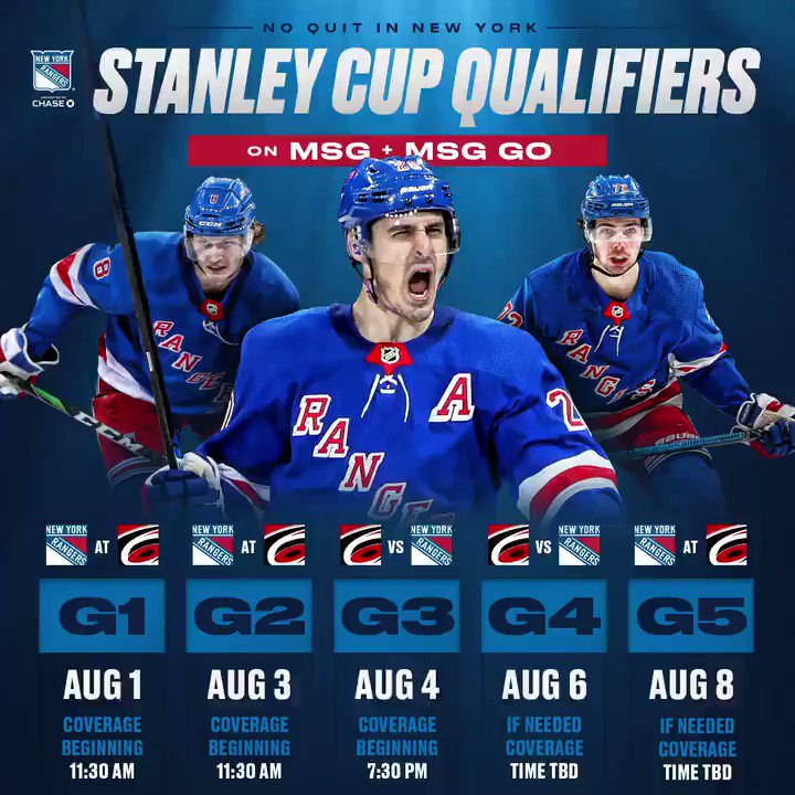 @NYRangers's photo on HOCKEY IS BACK